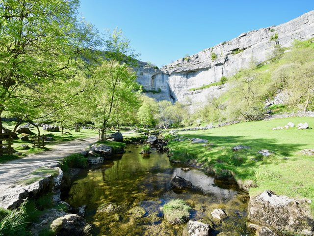 an image of Malham Cove