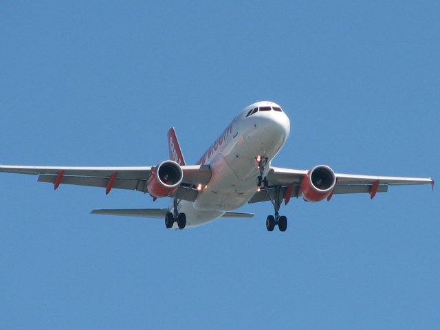 an image of an aeroplane