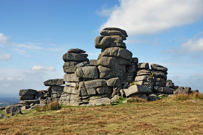 Great Staple Tor on Dartmoor