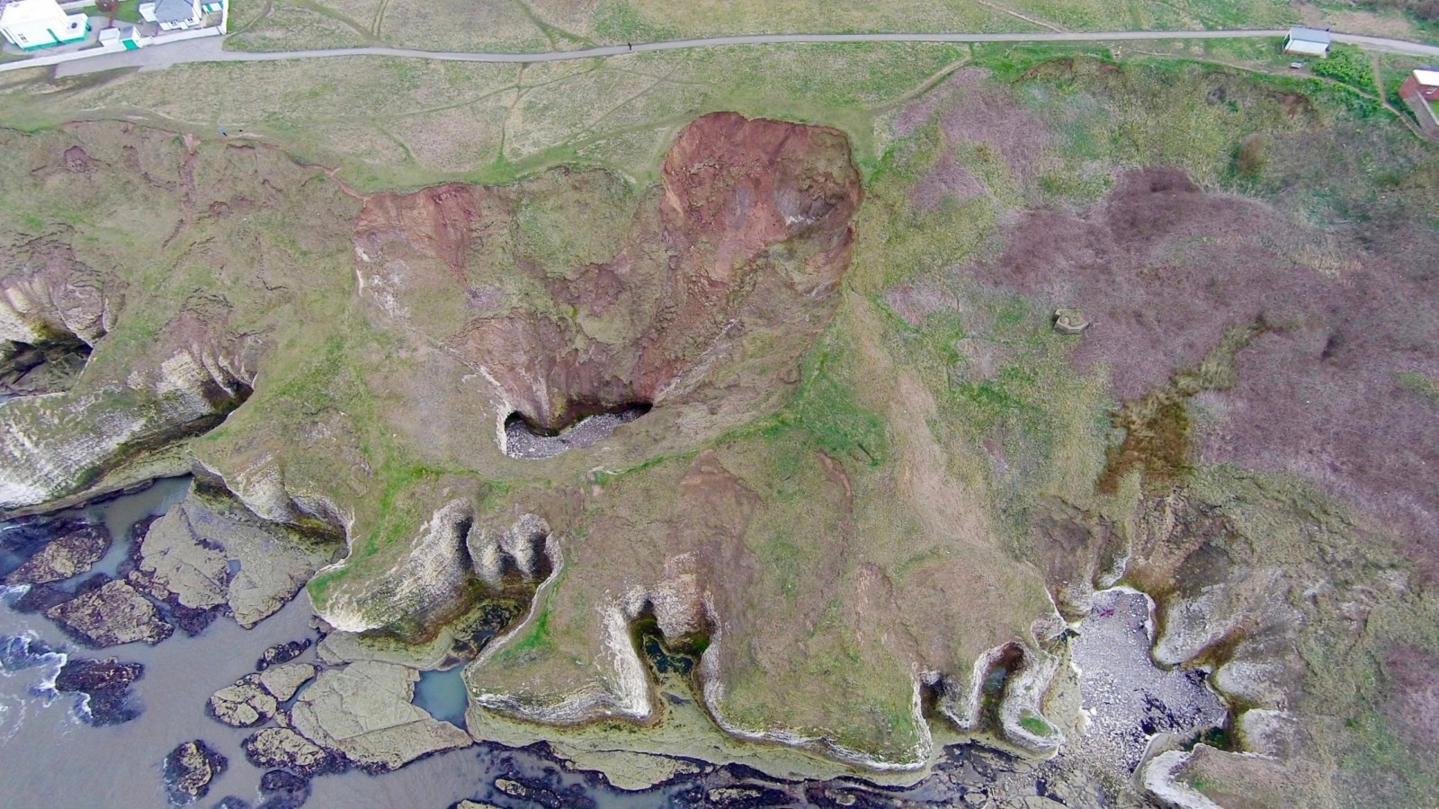Geos and Mass Movement at Flamborough