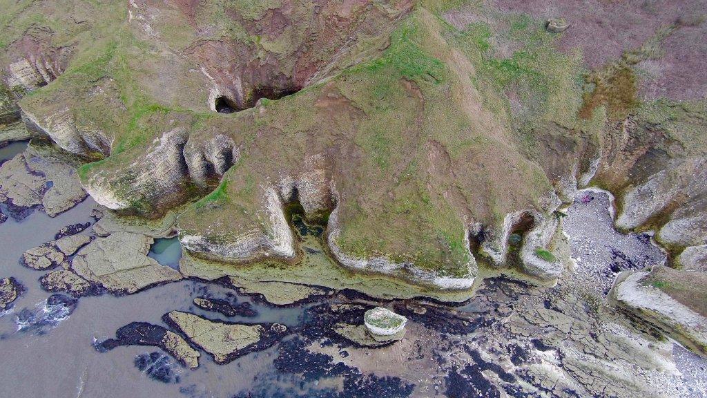 Geos at Flamborough