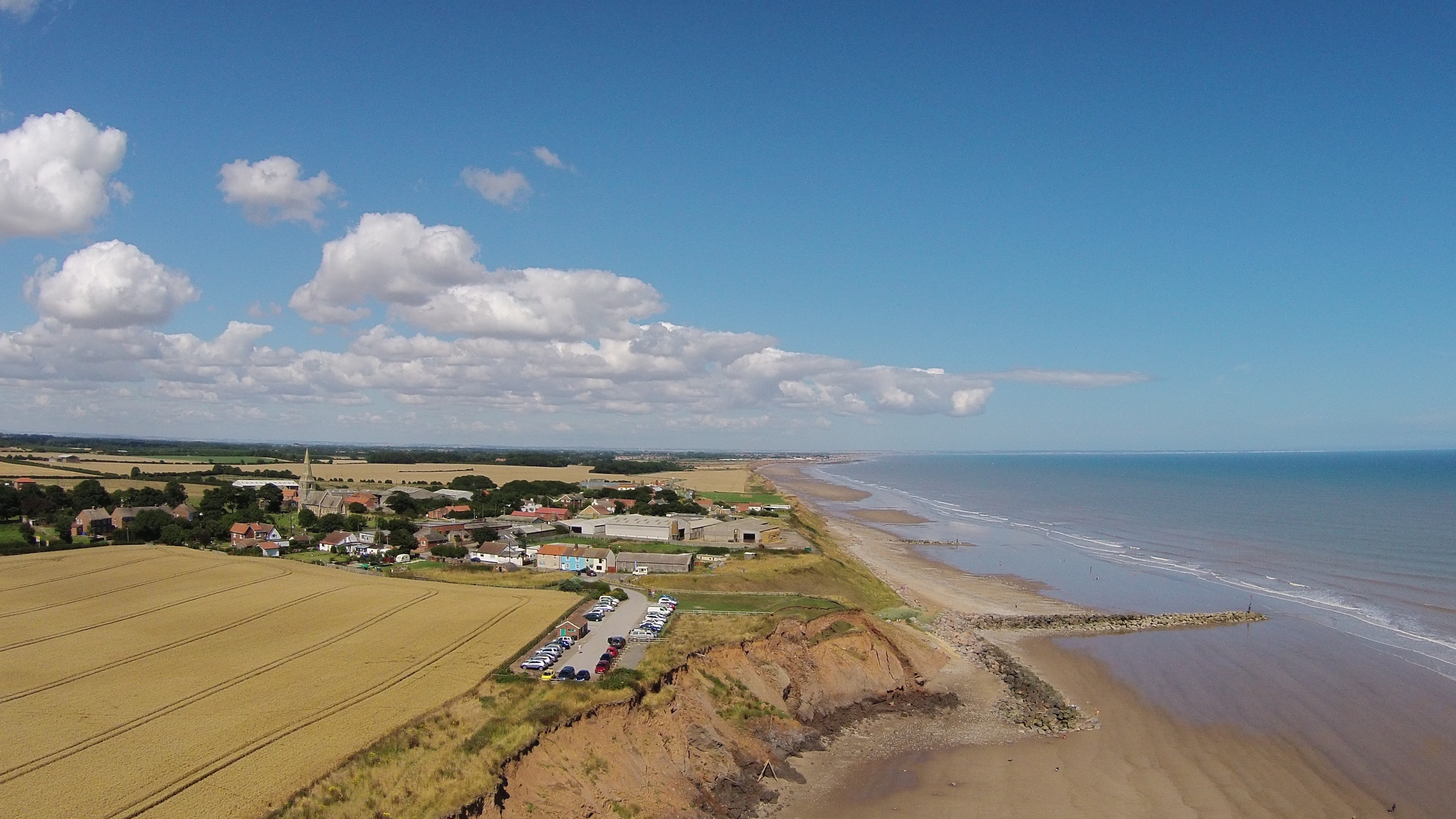 Mappleton case study geography