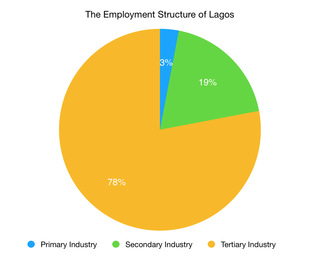 Economic opportunities and challenges in Lagos - Internet
