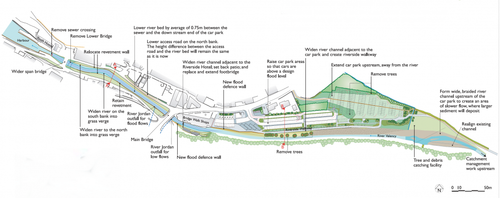 River Valency Flood Management Scheme