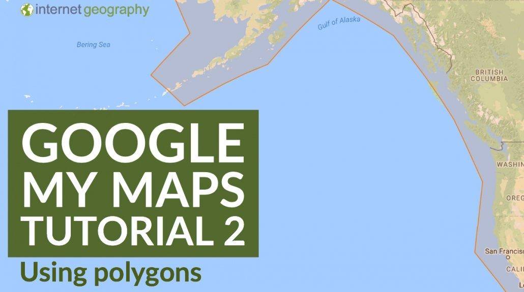 My Maps tutorial 2