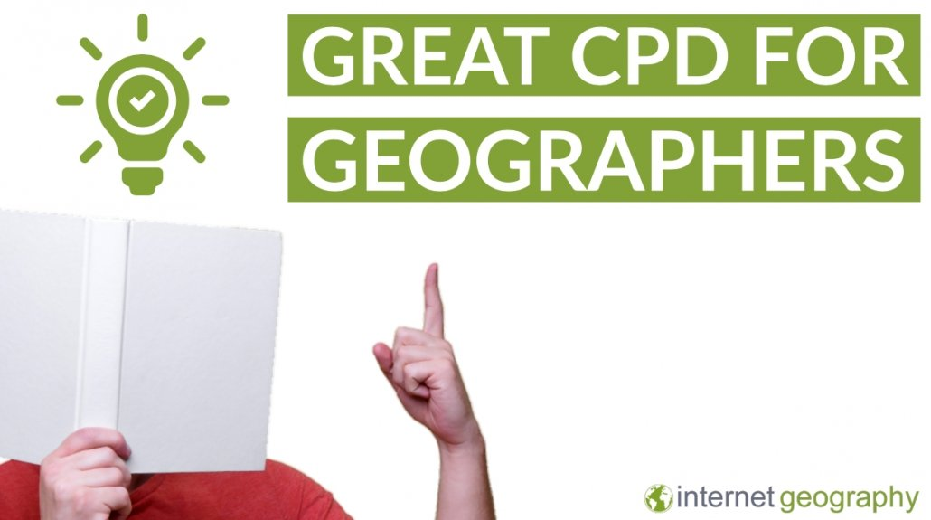 Great CPD for Geographers