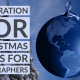 Inspiration for Christmas gifts for geographers