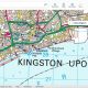 OS map on Bing