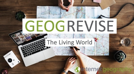 GEOGREVISE The Living World