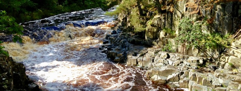 Rapids on the River Tees