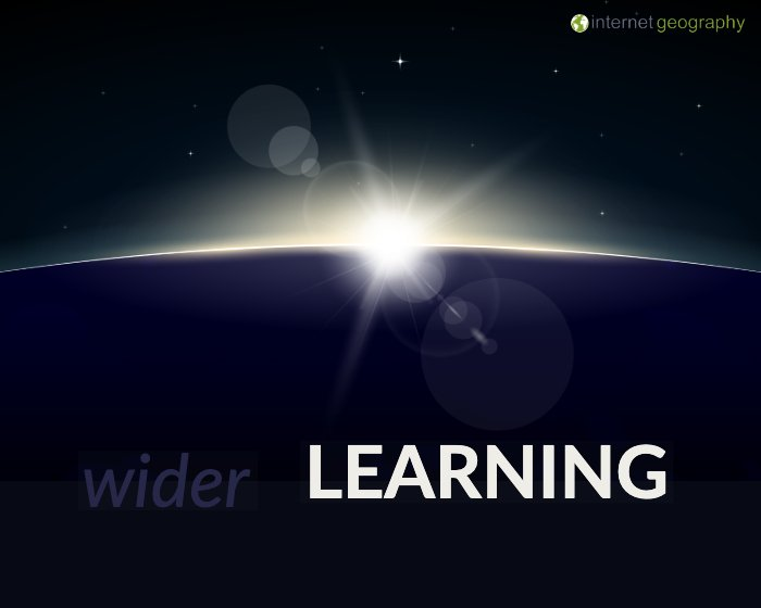 Wider Learning