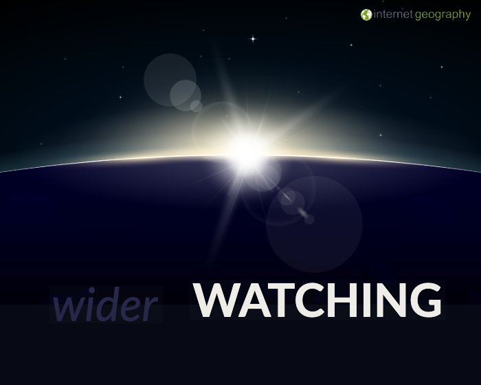Wider Watching