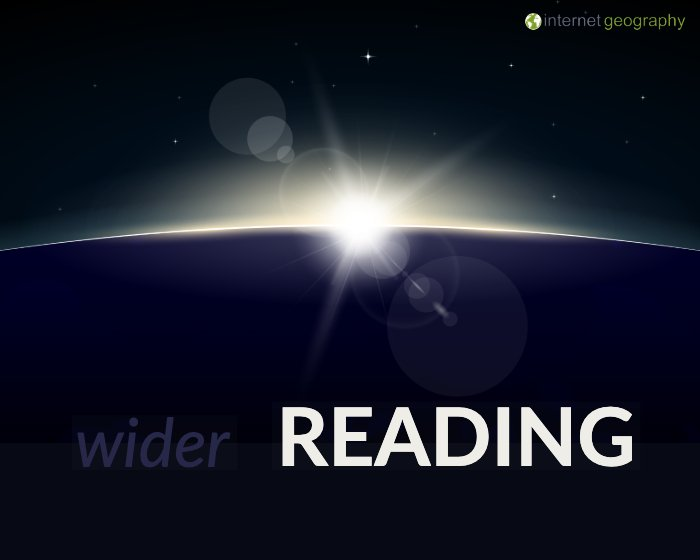 Wider reading