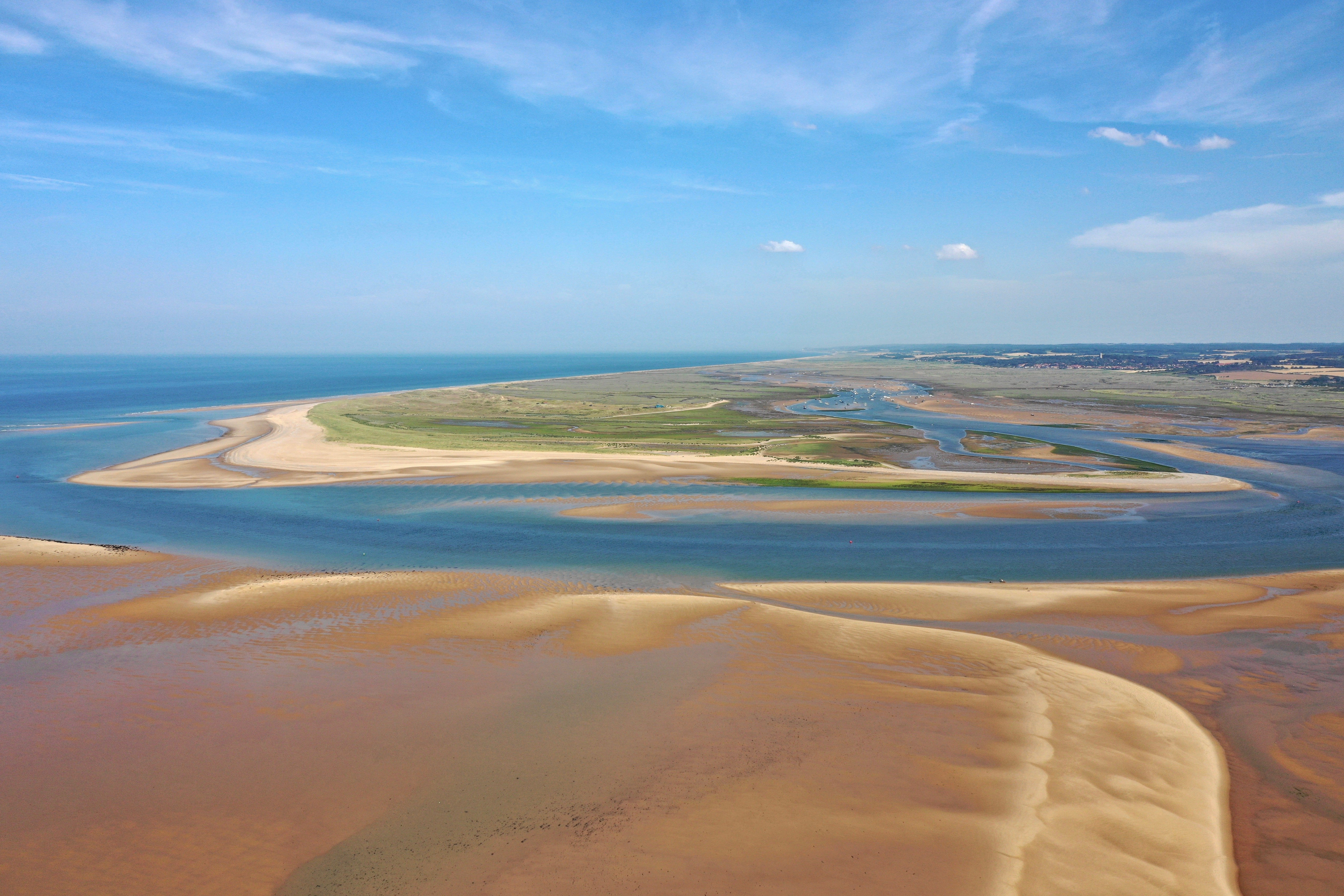 Blakeney Point Case Study