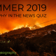 Summer 2019 Geography int he news quiz