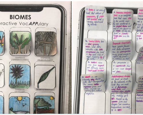Biome App Worksheet