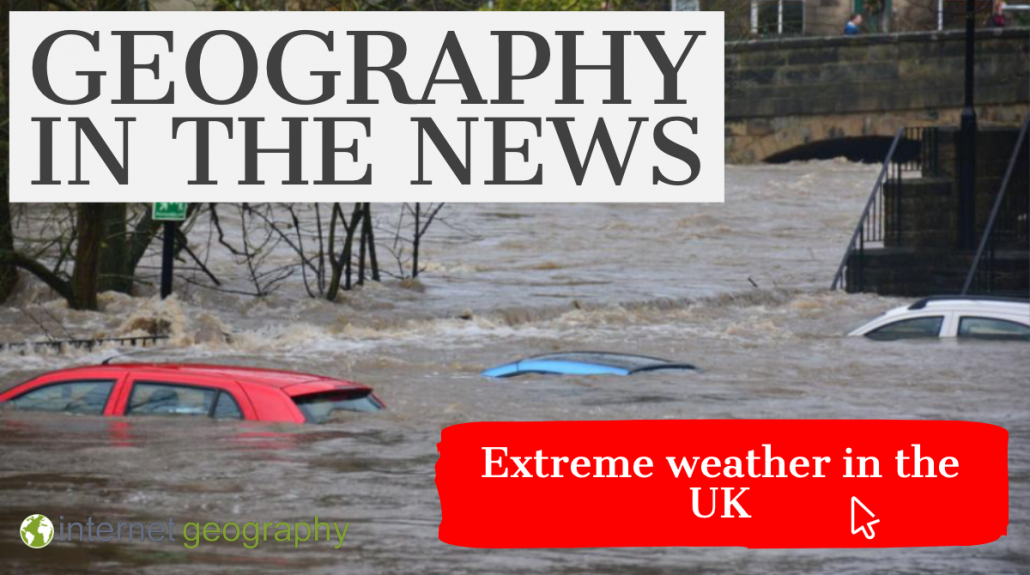 Extreme Weather in UK November 2019