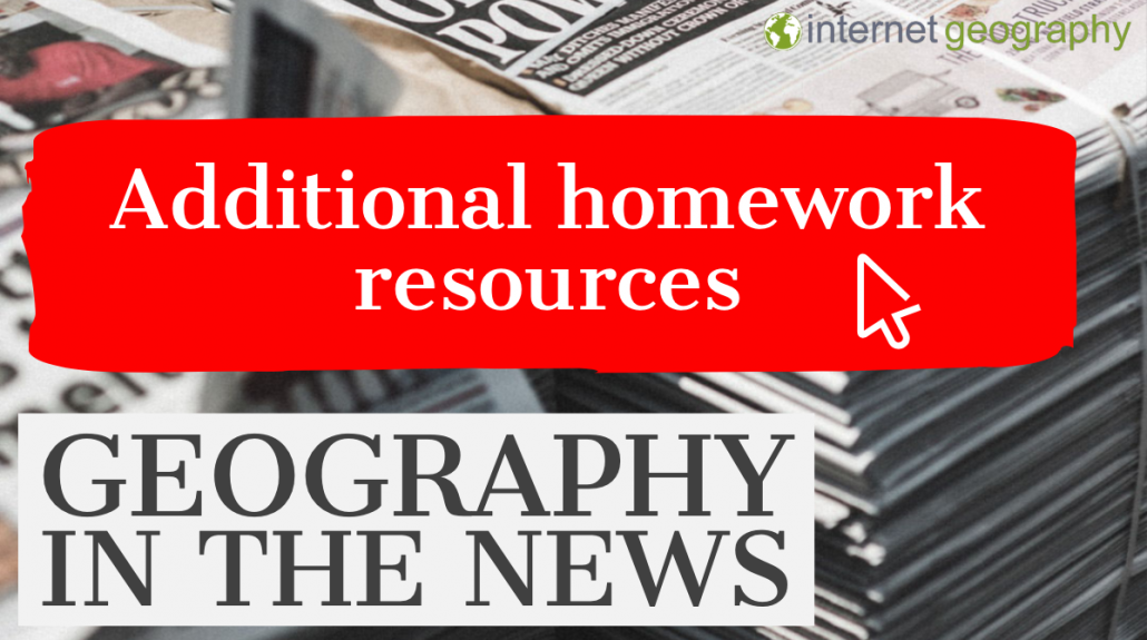 Geography in the News Resources
