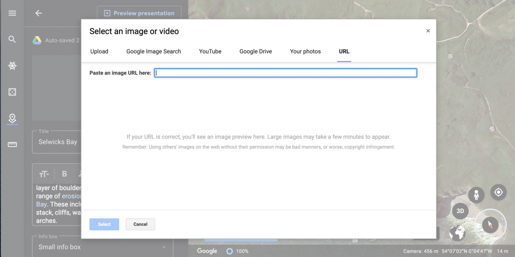 Google Earth - Step 14