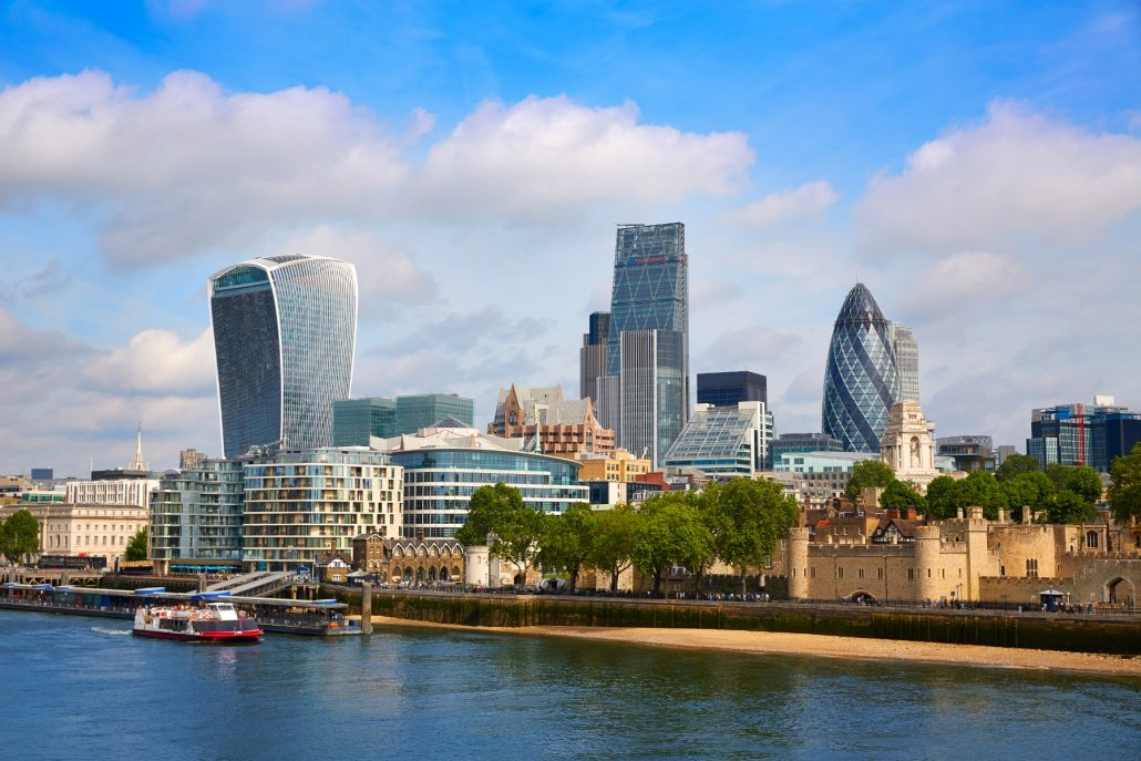 London financial district 'Square Mile'