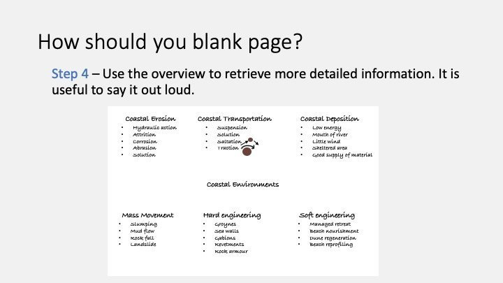 How to blank page 4