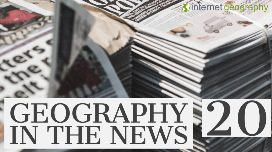Geography in the News 20