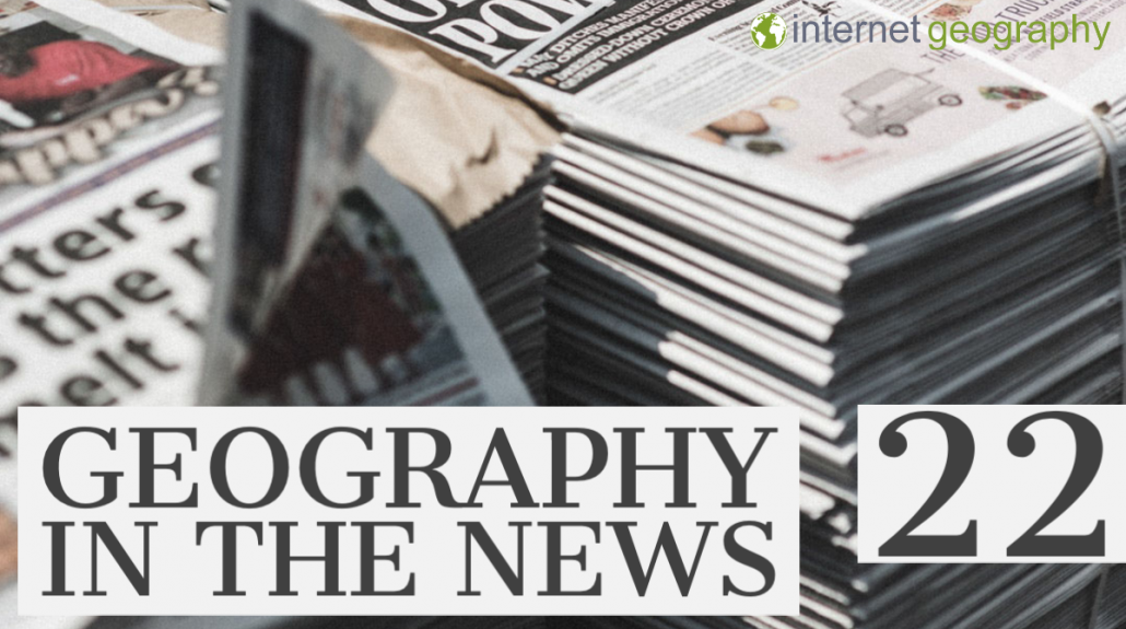 Geography in the News 22