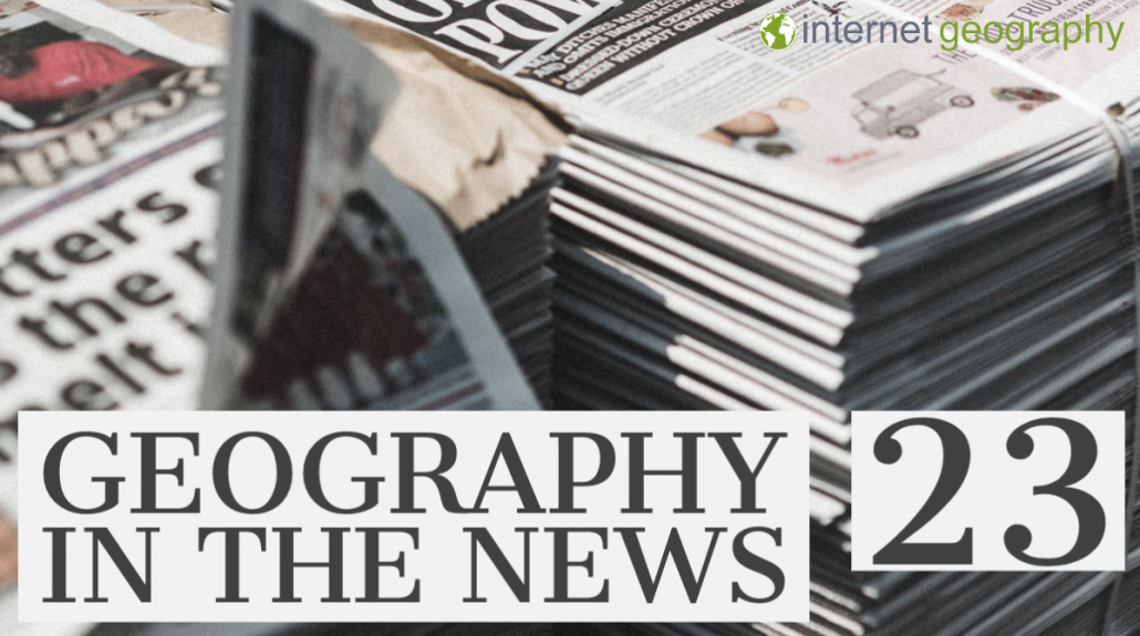 Geography in the News 23