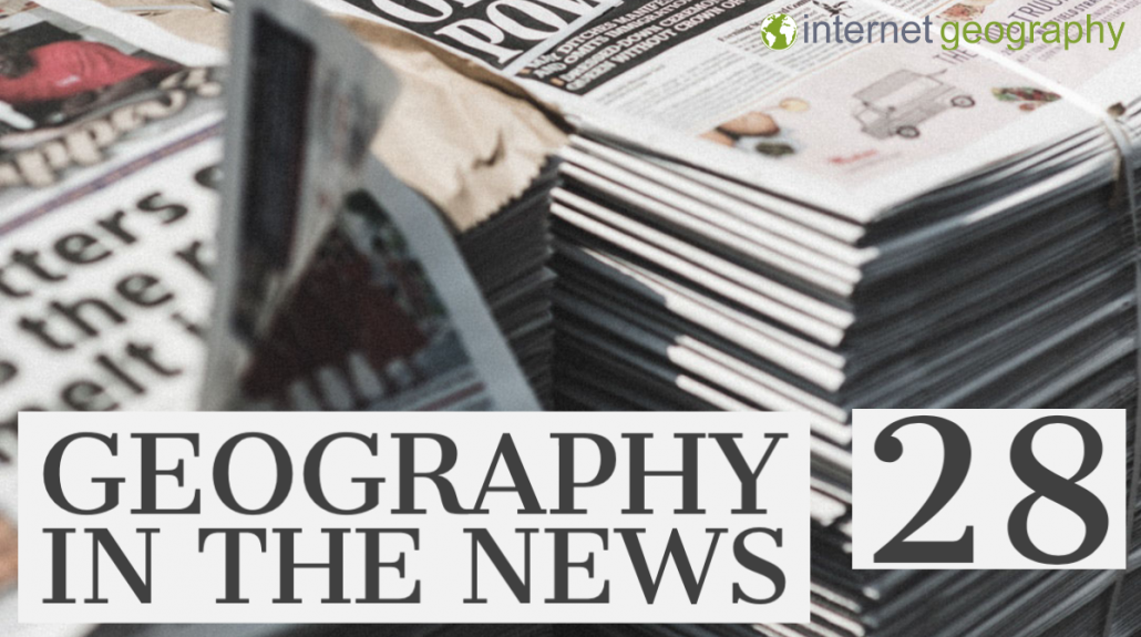 Geography in the News 28