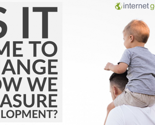Is it time to change how we measure development?