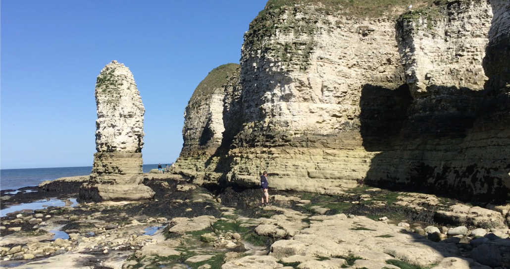 Landforms of erosion - Flamborough