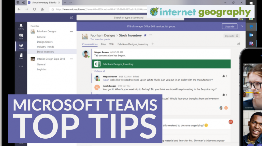 Top Tips Microsoft Teams