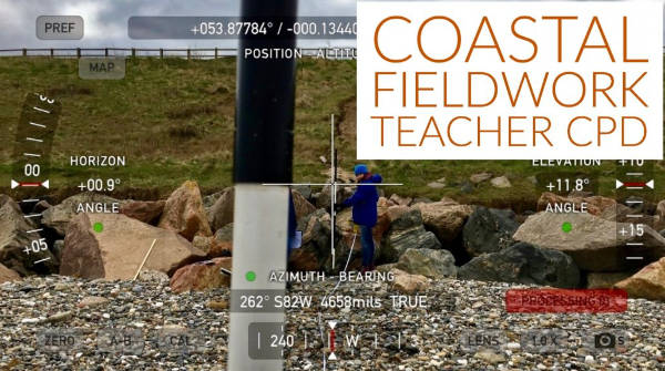 Coastal Fieldwork CPD