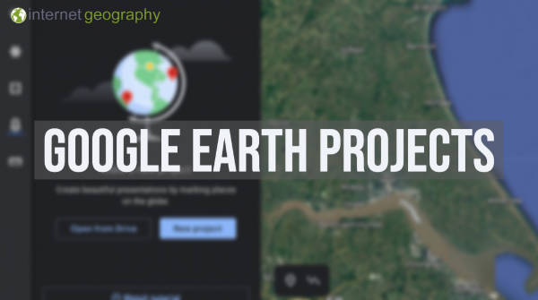 Google Earth Projects