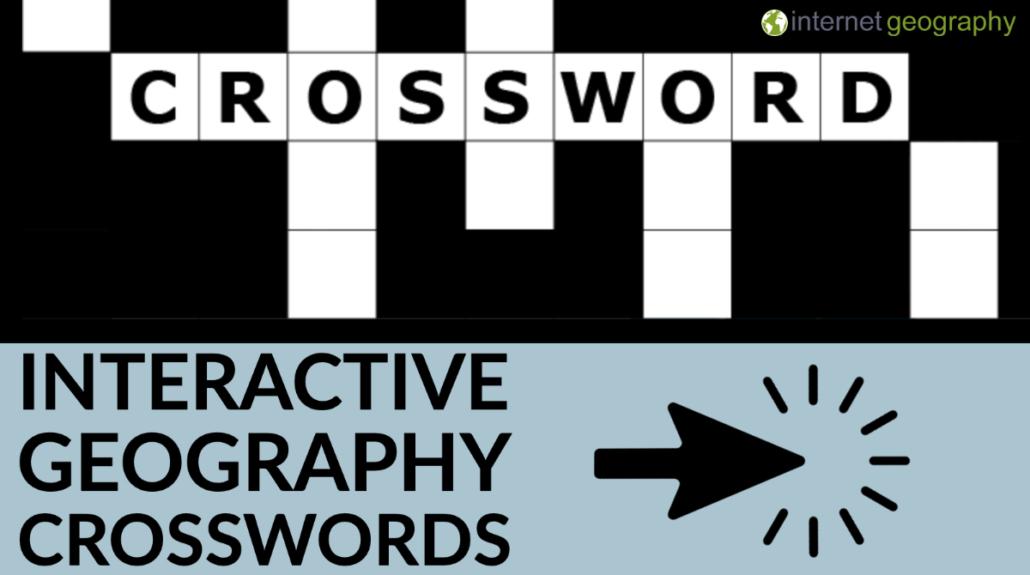 Geography Crosswords